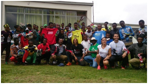 equipo runners for ethiopia